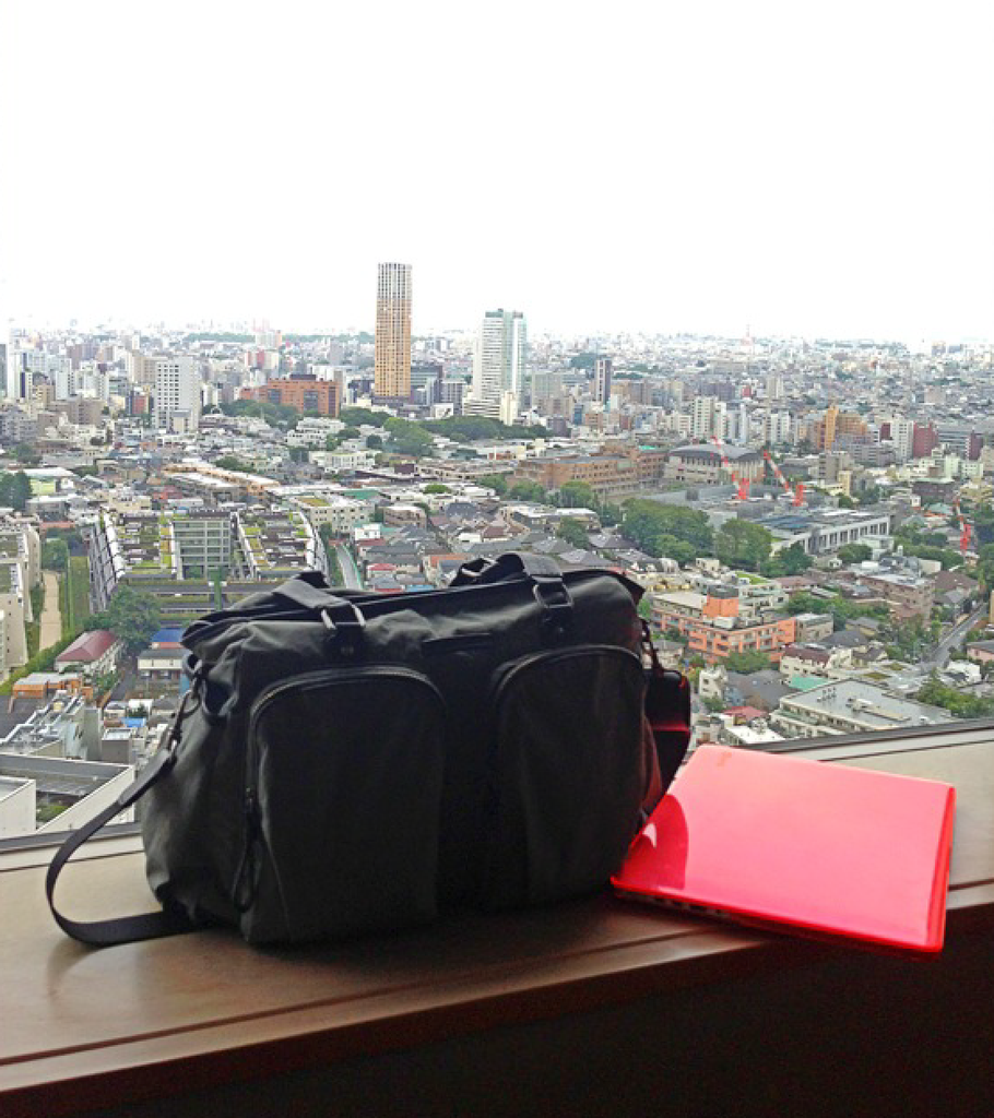 TWELVElittle travels to Japan