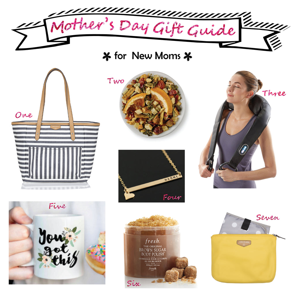 Mother's Day Gift Guide Made By Moms.