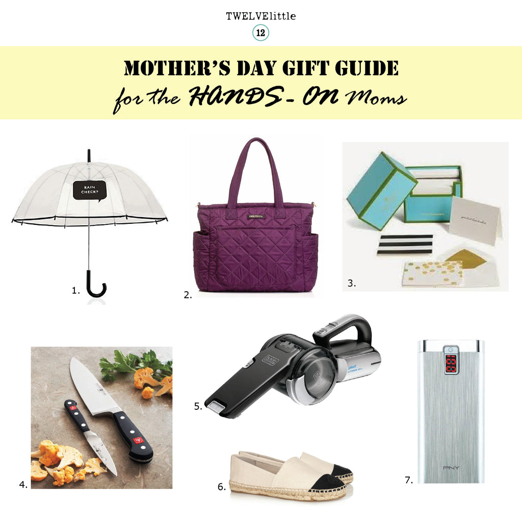Mother's Day Gift Guide 2015 for the Hands-On Mom