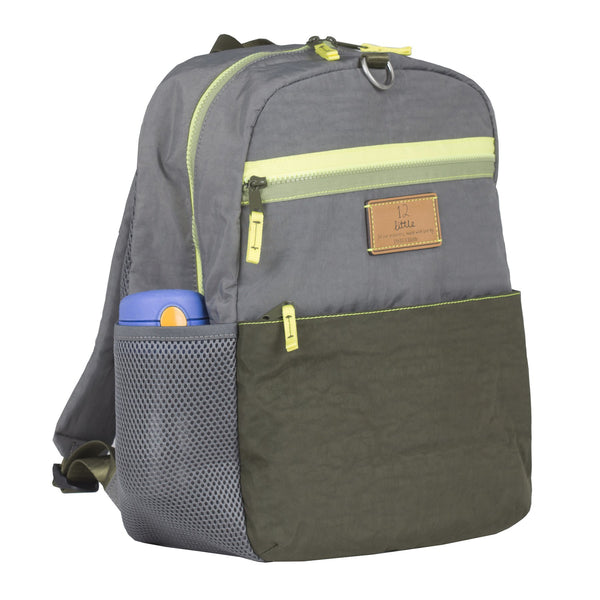 Big Kid Courage Backpack in Olive
