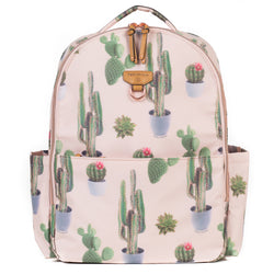 *NEW* On-The-Go Backpack in Cactus Print