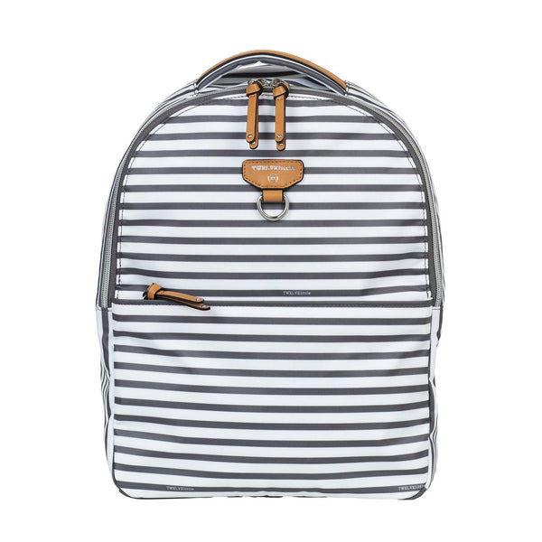 Mini-Go Backpack in Stripe Print 2.0