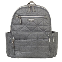 *NEW* Companion Backpack in Denim Nylon