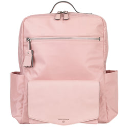 Peek-A-Boo Backpack in Blush Pink | TWELVElittle Mens, Womens & Unisex designer Backpack Diaper bags