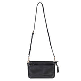 Peek-A-Boo Crossbody in Black | TWELVElittle Mens, Womens & Unisex Crossbody diaper bags