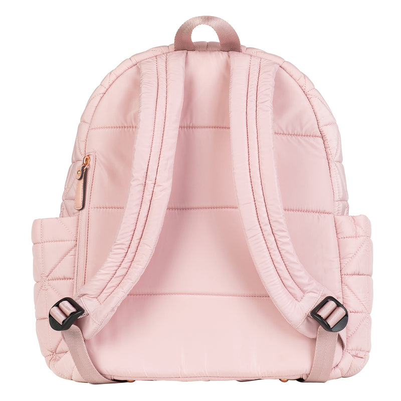 Companion Backpack in Blush Pink 2.0 - TWELVElittle | Diaper Bags, Backpacks Diaper Bags, Diaper Bag Totes & Kids Fashion - Men, Women & Unisex