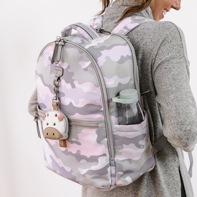 On-The-Go Backpack 3.0 in Blush Camo (Coming Soon)