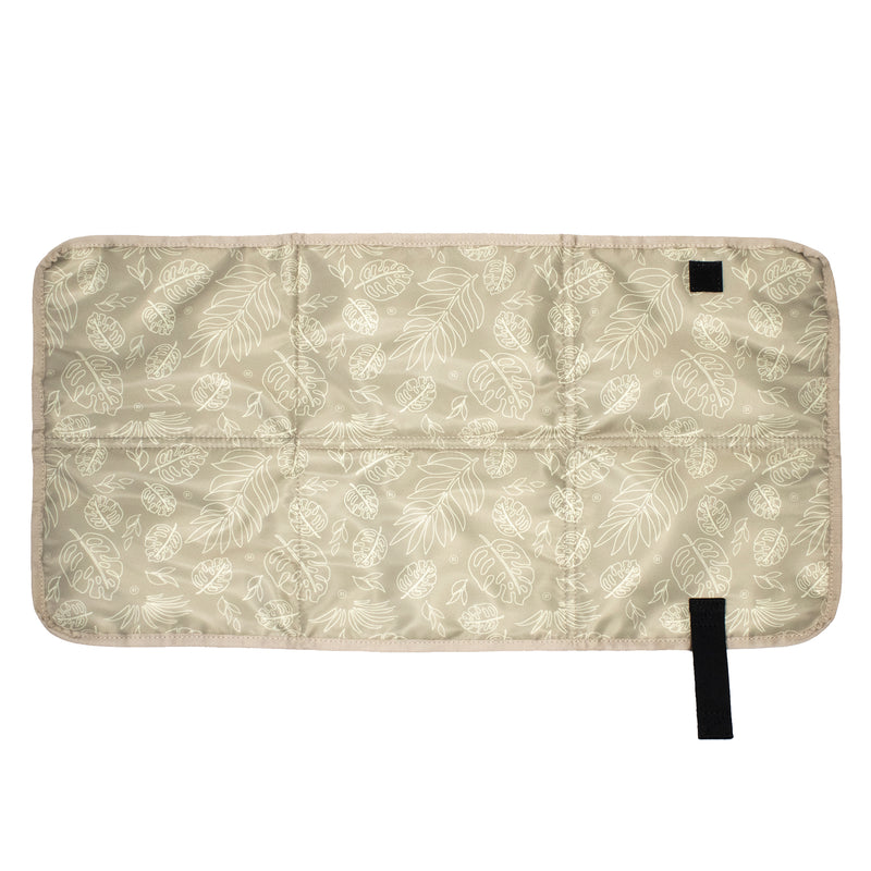 TWELVElittle Diaper Changing Pad - Leaf Lining