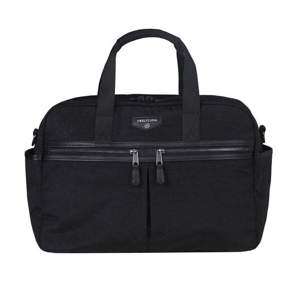 Unisex Courage Satchel in Black