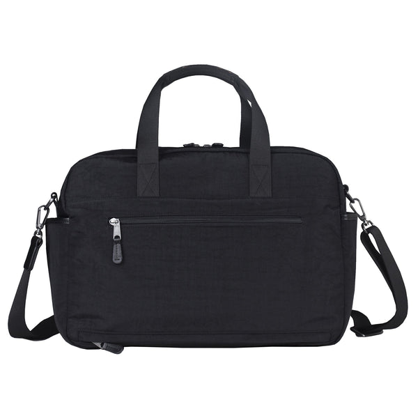 Unisex Courage Satchel Black
