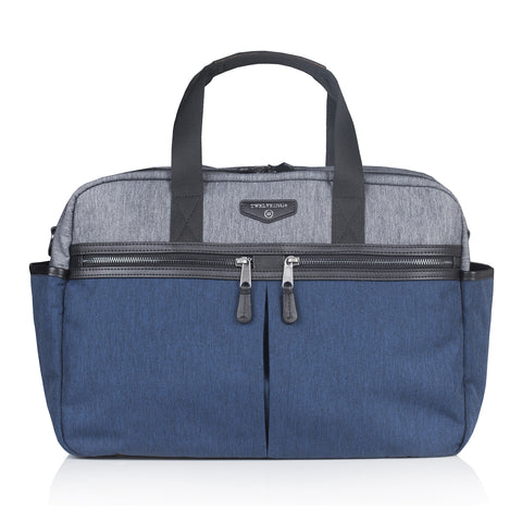 Unisex Courage Satchel Two-Tone - Final Sale