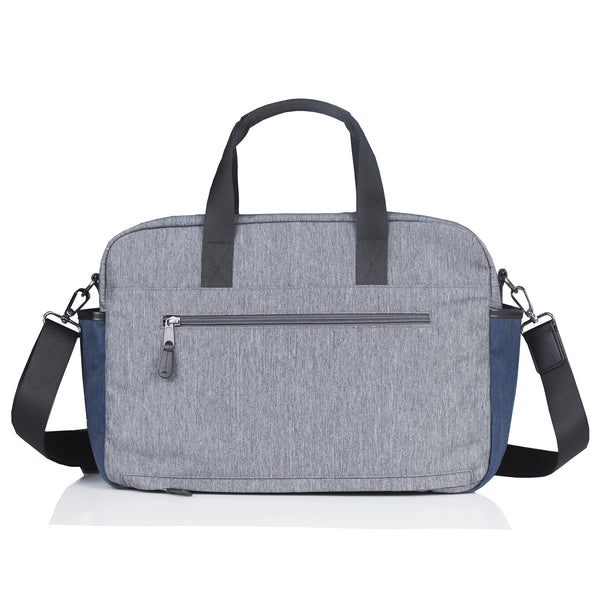 Unisex Courage Satchel in Two-Tone