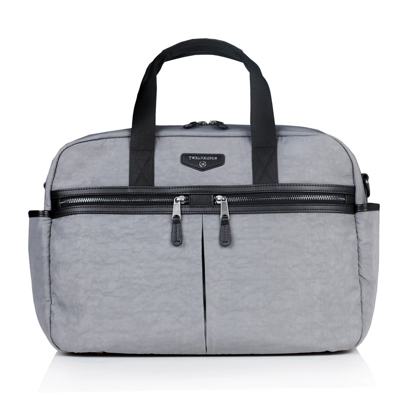 Unisex Courage Satchel in Grey