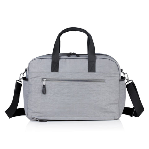 Unisex Courage Satchel Grey