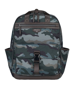 Unisex Courage Backpack in Camo Print 2.0