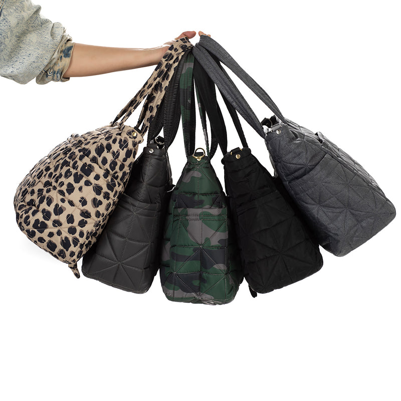Carry Love Tote in Camo Print 2.0 (Excluded from Sale)