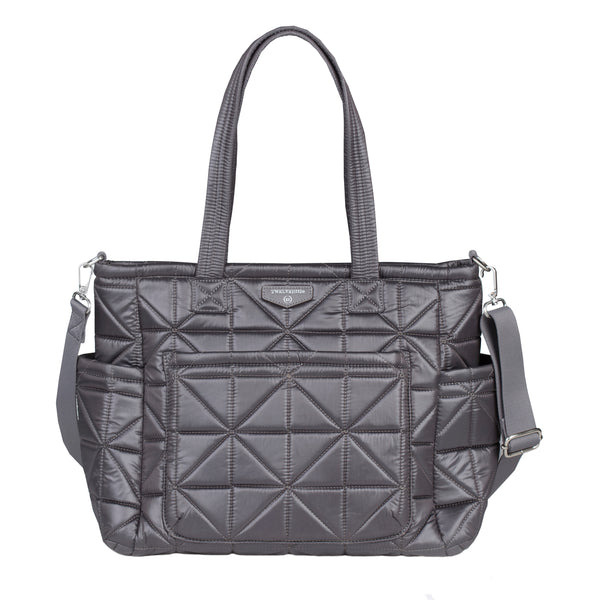 Carry Love Tote in Platinum 1.0