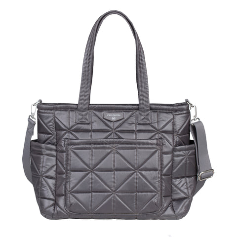 Carry Love Tote Platinum