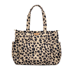 *PREORDER Estimated shipping Early August* Carry Love Tote in Leopard Print 2.0