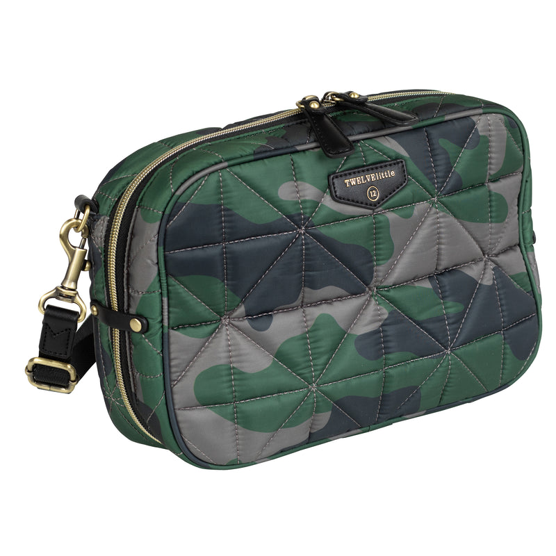 *NEW* 12Little Diaper Clutch in Camo Print