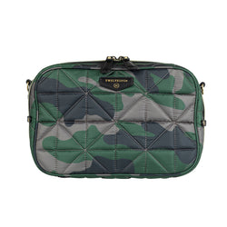 12Little Diaper Clutch in Camo Print 2.0