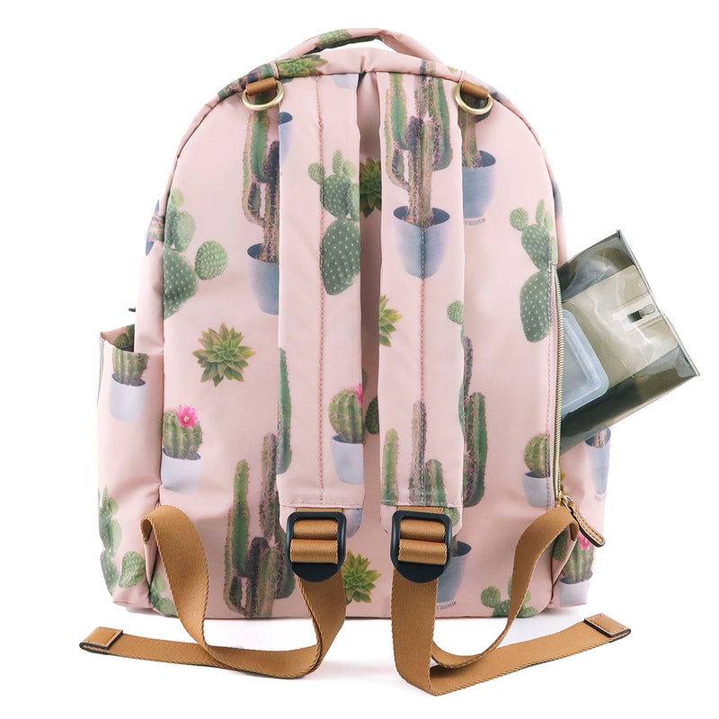 Mini-Go Backpack 2.5 in Cactus Print