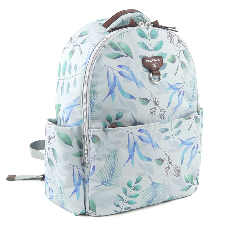 Mini-Go Backpack 2.5 in Leaf Print *excluded from sale