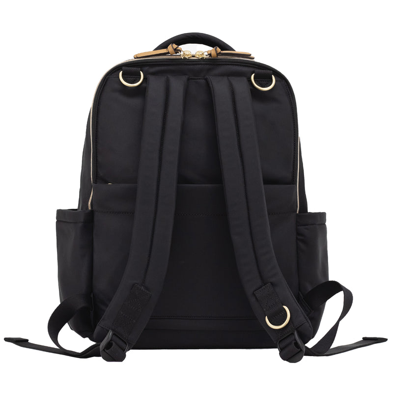 On-The-Go Backpack 3.0 in Black/Tan (Coming Soon)