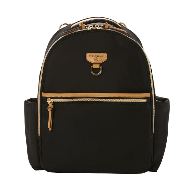 Midi-Go Backpack 3.0 in Black/Tan (Coming Soon)