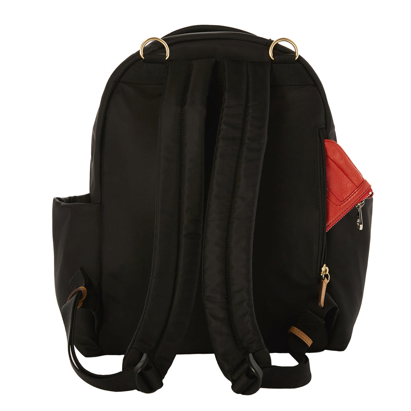 Midi-Go Backpack 3.0 in Black/Tan