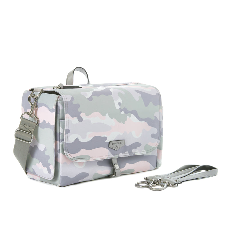On-The-Go Stroller Caddy 3.0 in Blush Camo