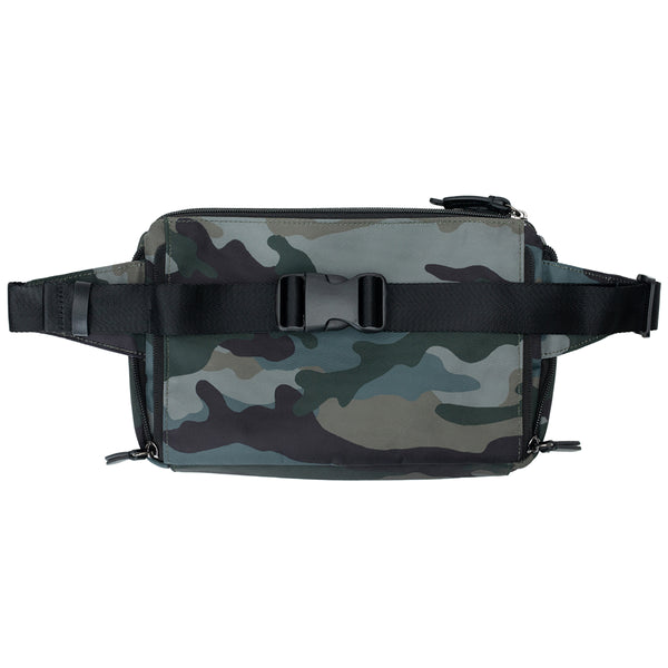 By-My-Side Crossbody in Camo Print
