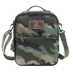 Adventure Lunch Bag in Camo Print