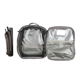 Adventure Kids Backpack and Lunch Bag Bundle in Black