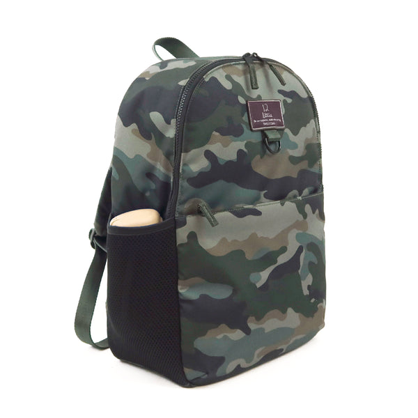 Adventure Kids Backpack and Lunch Bag Bundle in Camo Print