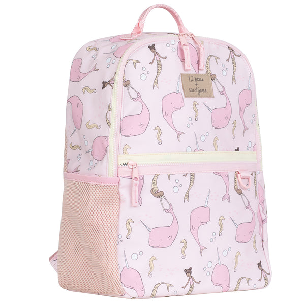 12little x Sarah Jane Kids Backpack and Lunch Bag Bundle in Pink