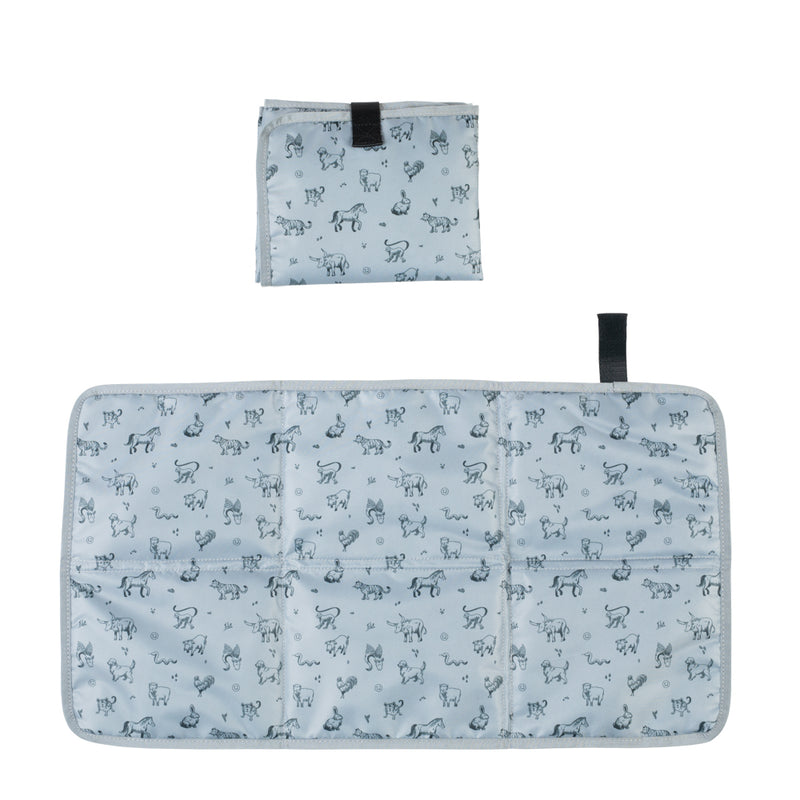 TWELVElittle Changing Pad - Animal Print