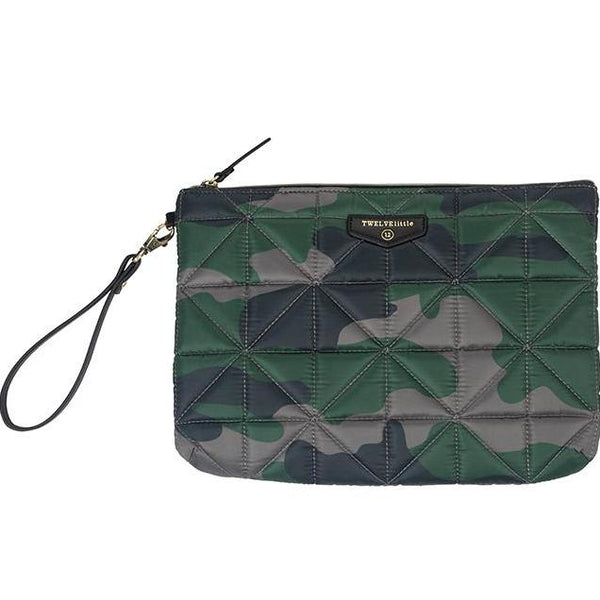 *NEW* Companion Pouch in Camo Print