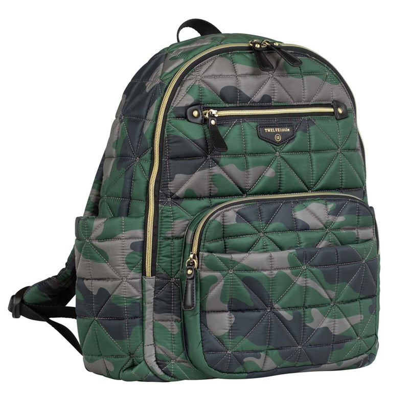 Companion Backpack in Camo Print 2.0