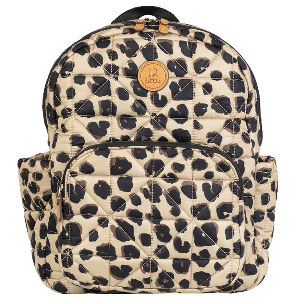 *NEW* Little Companion Backpack in Leopard Print