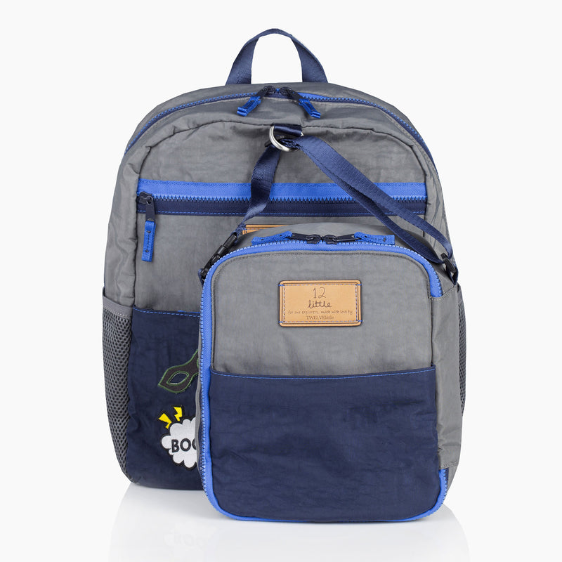 Courage Lunch Bag Navy