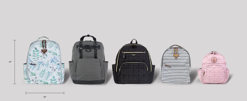 Companion Backpack in Grey Nylon 2.0