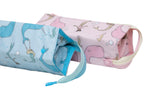12Little x Sarah Jane, Under the Sea Pencil Case in Pink
