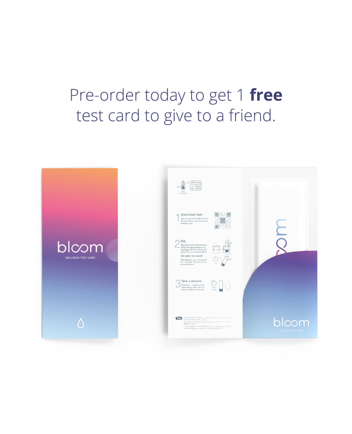 10 Wellness Test Cards 2020