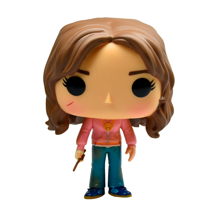 HERMIONE W/ TIME TURNER FUNKO HARRY POTTER No. 43