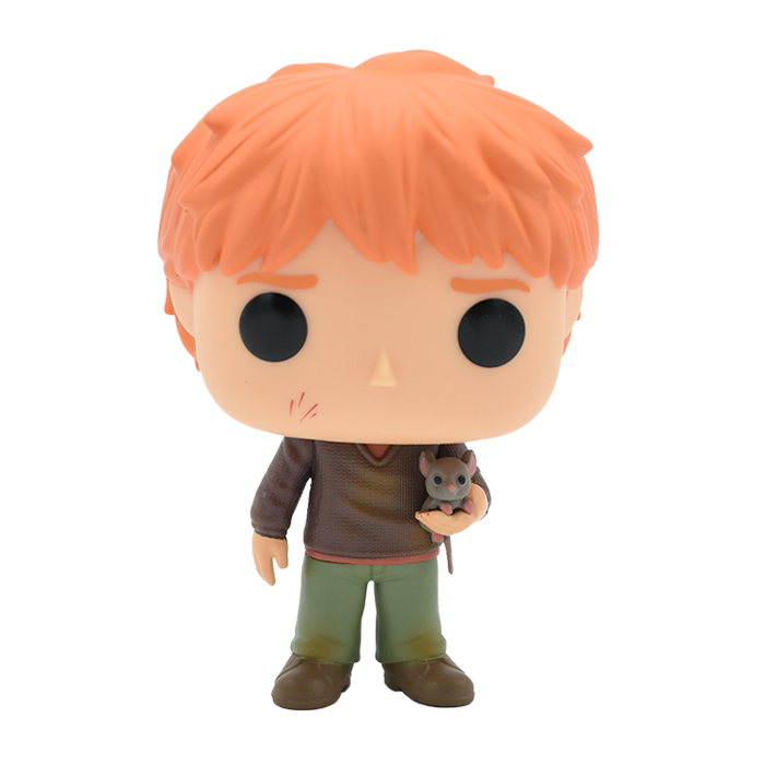 RON WEASLEY W/ SCABBERS FUNKO HARRY POTTER No.44