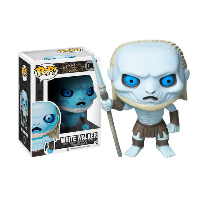 FIGURA FUNKO WHITE WALKER GAME OF THRONES No. 06