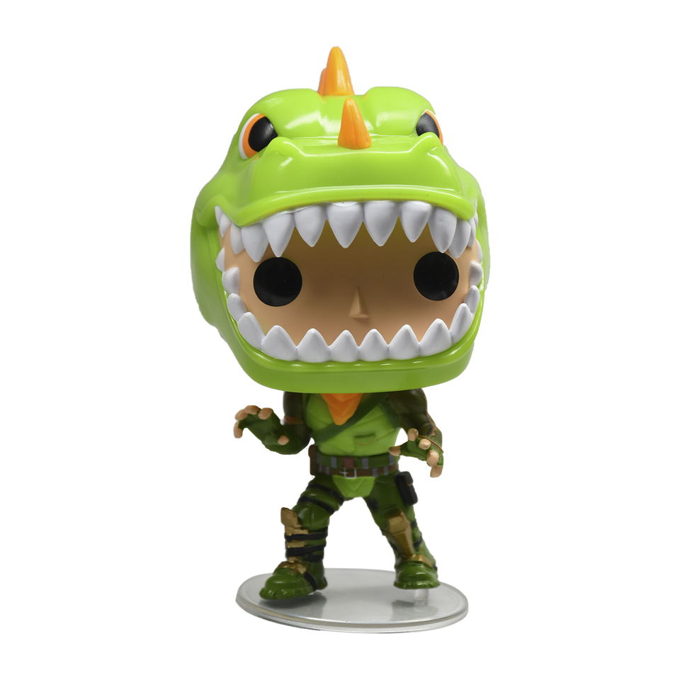 FIGURA FUNKO REX FUNKO FORTNITE No. 443