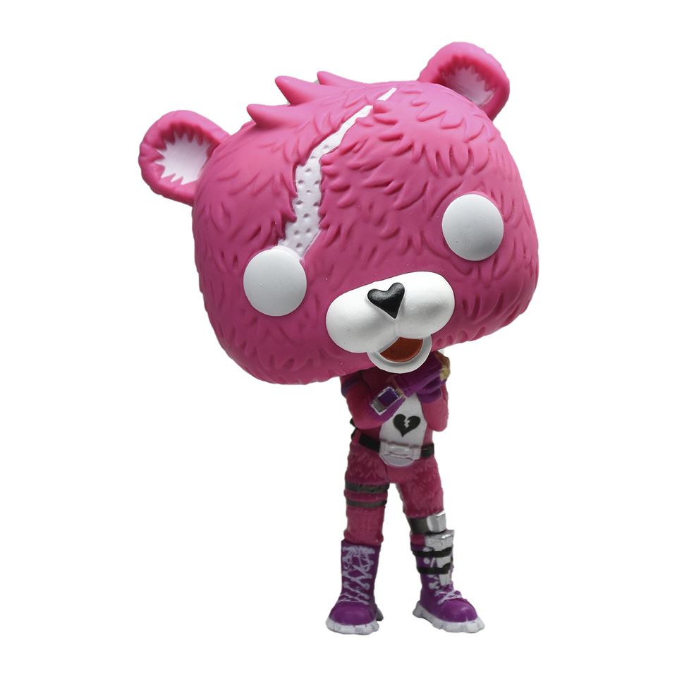 FIGURA FUNKO CUDDLE TEAM LEADER FORTNITE No.430
