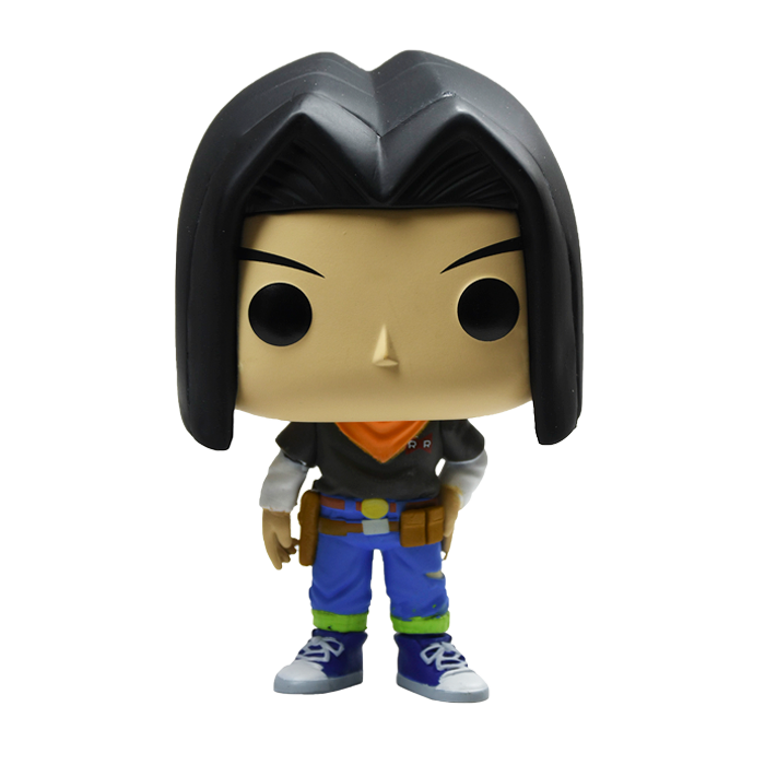 ANDROID 17 FUNKO DRAGON BALL Z S5 No.529